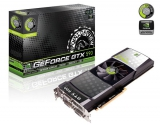 Видеокарта Point of View GeForce GTX 590
