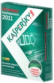 Антивирус Kaspersky Anti-Virus 2011 Russian Edition