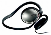 Наушники Philips SHS390 (спорт, оголовье для шеи)